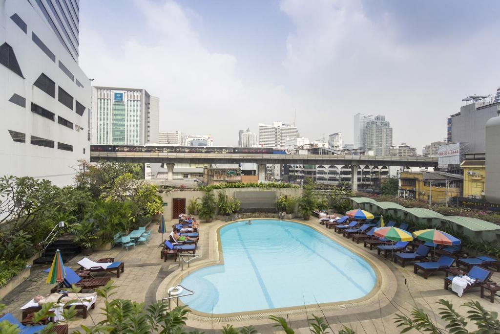 Отзывы Nana Hotel, 4 звезды