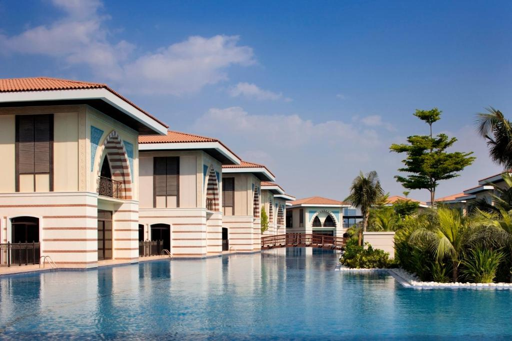 Jumeirah Zabeel Saray mang đến những dịch vụ đẳng cấp nhất Dubai