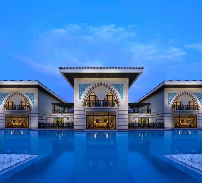 Condo hotel jumeirah zabeel saray dubai uae for Hotel reservation in dubai