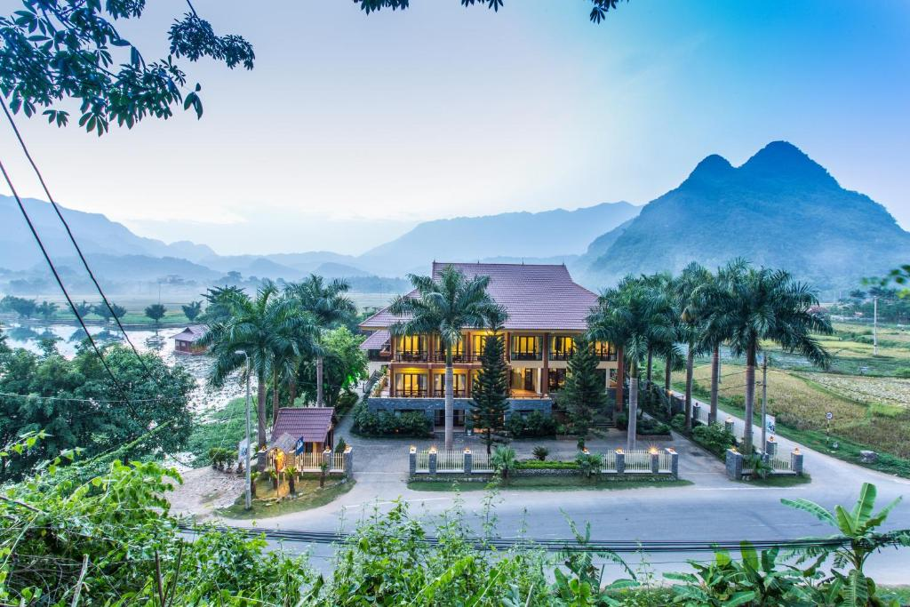 Khách Sạn Mai Châu Lodge