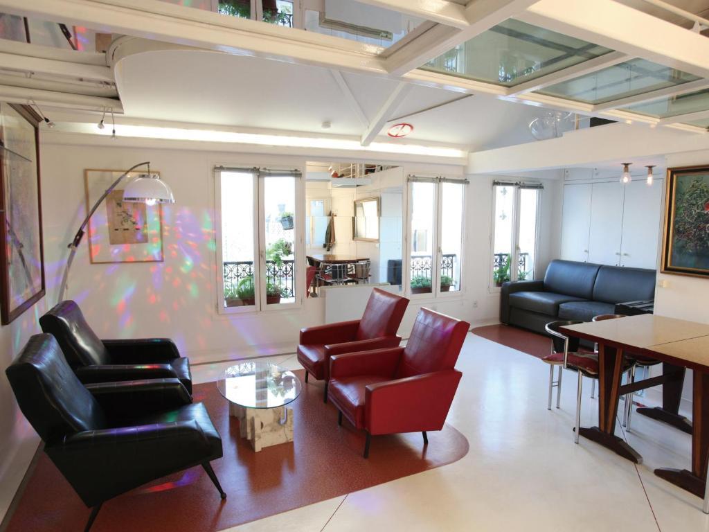 Appartamento loft beaubourg marais francia parigi for Hotel zona marais parigi