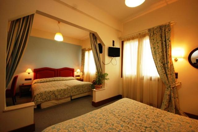 Hotel Elvetia, Bed