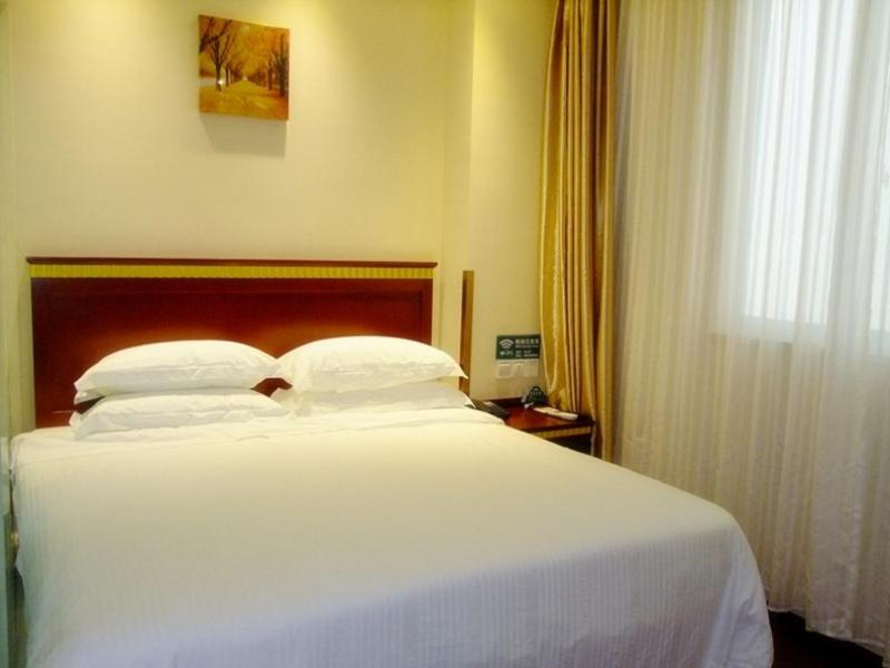 格林豪泰河南省商丘市永城欧亚路商务酒店