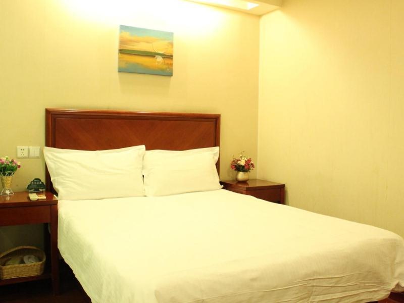 GreenTree Inn Jiangsu Suzhou Wangting Zhanwang Business Hotel