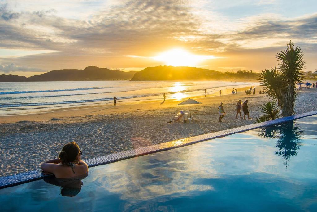 Chez Pitu Praia Hotel  Brasil B U00fazios