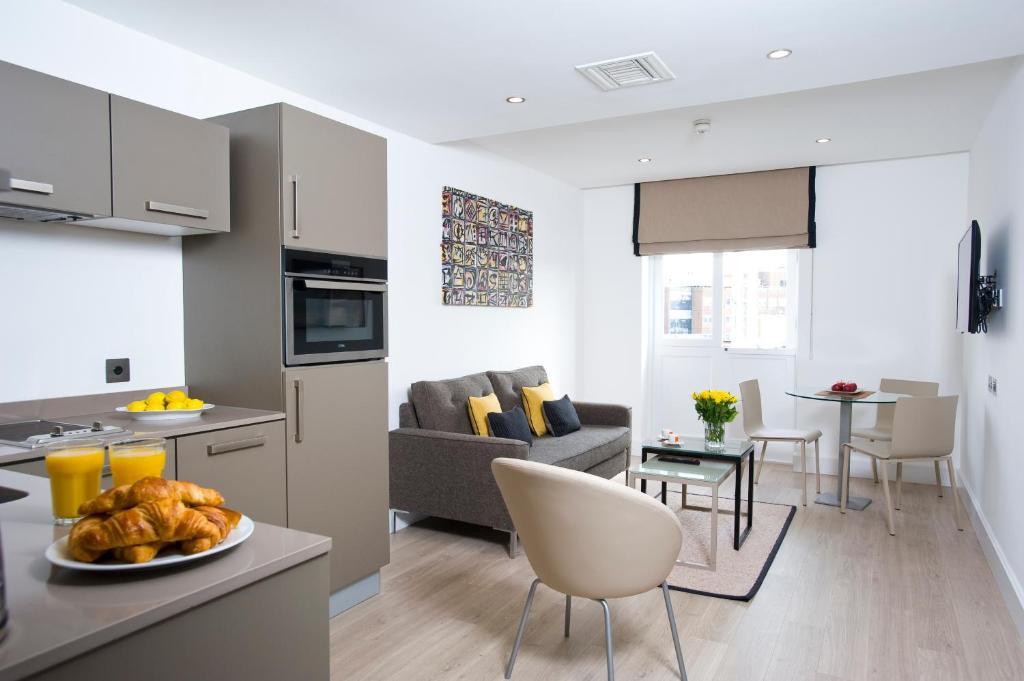 The rosebery aparthotel london uk for Londre appart hotel
