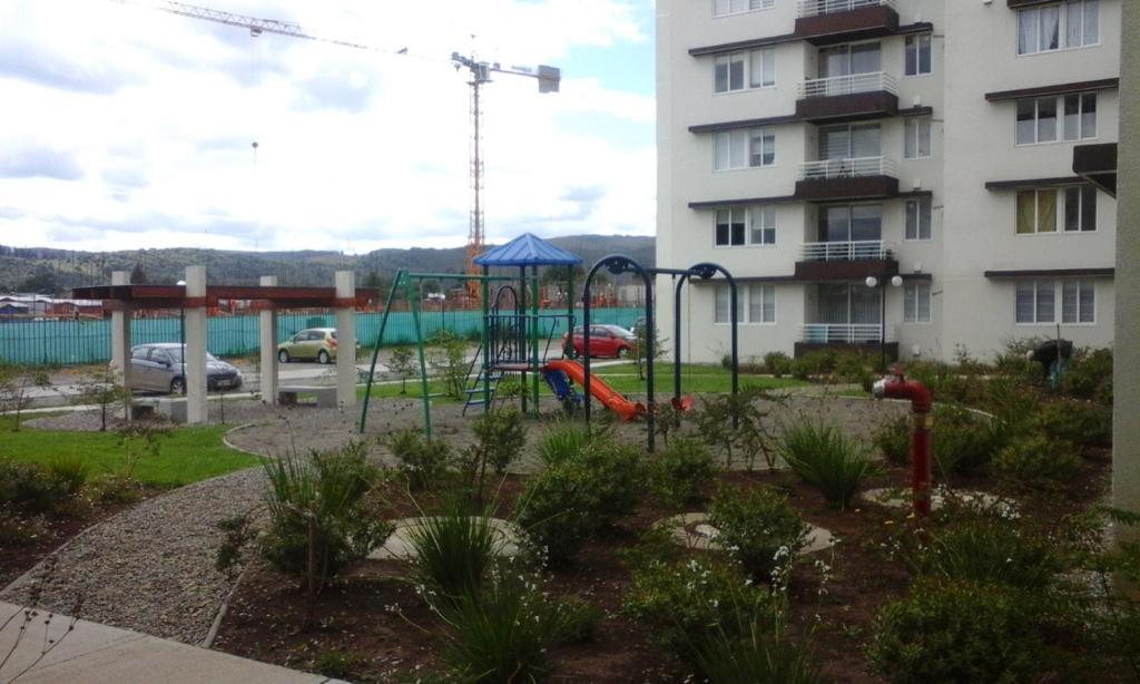 Departamento planta baja jardin urbano 2 chile valdivia for Jardin urbano valdivia