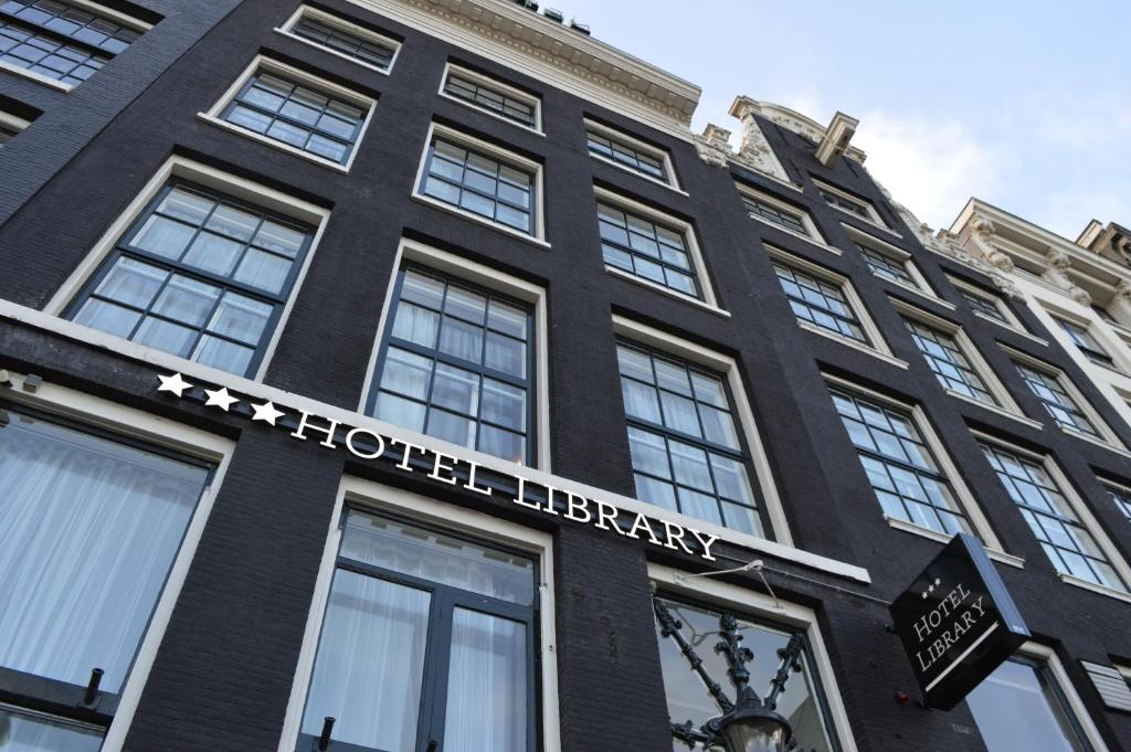 60434479 - Hotel Library Amsterdam