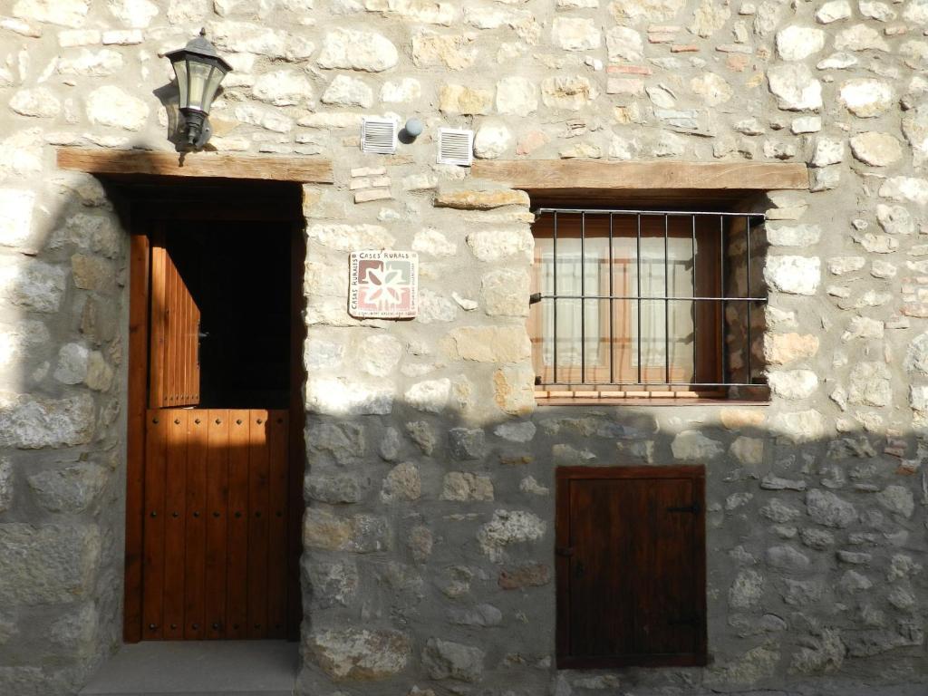 Casa de campo Casa Enduella (España Morella) - Booking.com