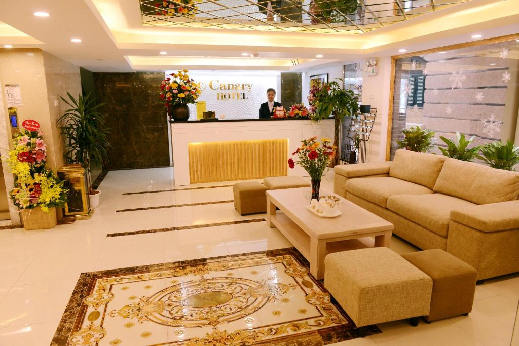 Canary Ha Noi Hotel