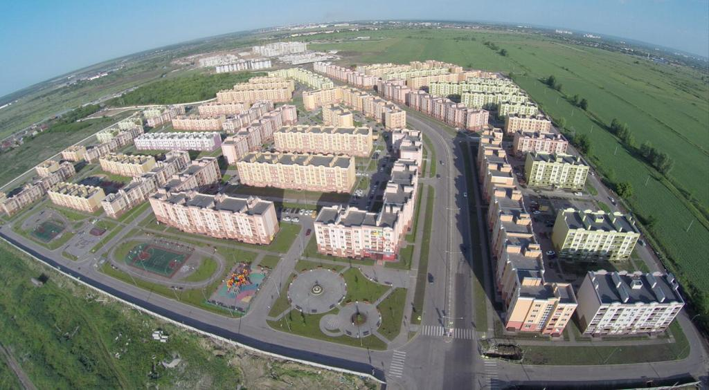 Apartment Vesennaya 6