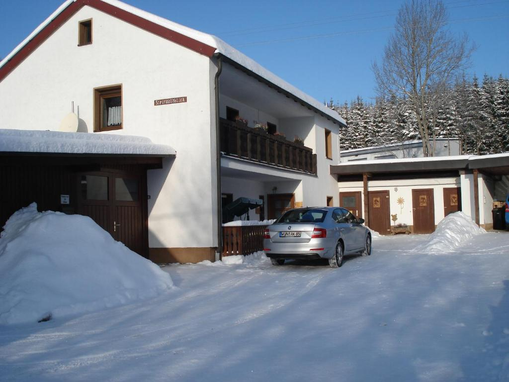 Haus Steinwaldblick