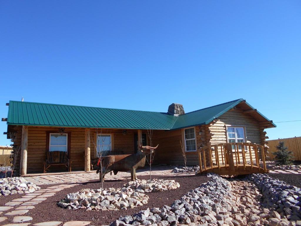Grand canyon vacation home valle az for Canyon house