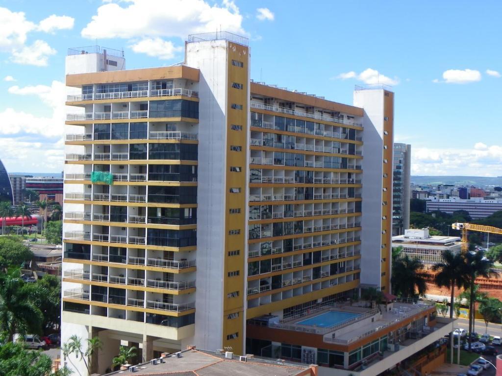 Ika apart hotel brasilia brazil for Aparte hotel
