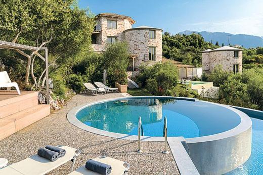 Rose Tower Villa, Villa, Basiliki, Lefkada, 31083, Greece