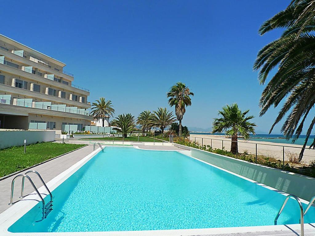 Appartement tico mar de d nia espagne d nia for Appart hotel barcelone avec piscine