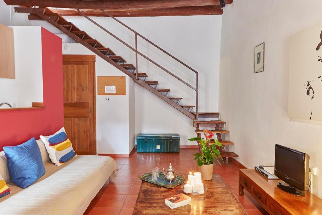 Gowithoh apartamento traginers espa a barcelona - Apartamentos en barcelona booking ...
