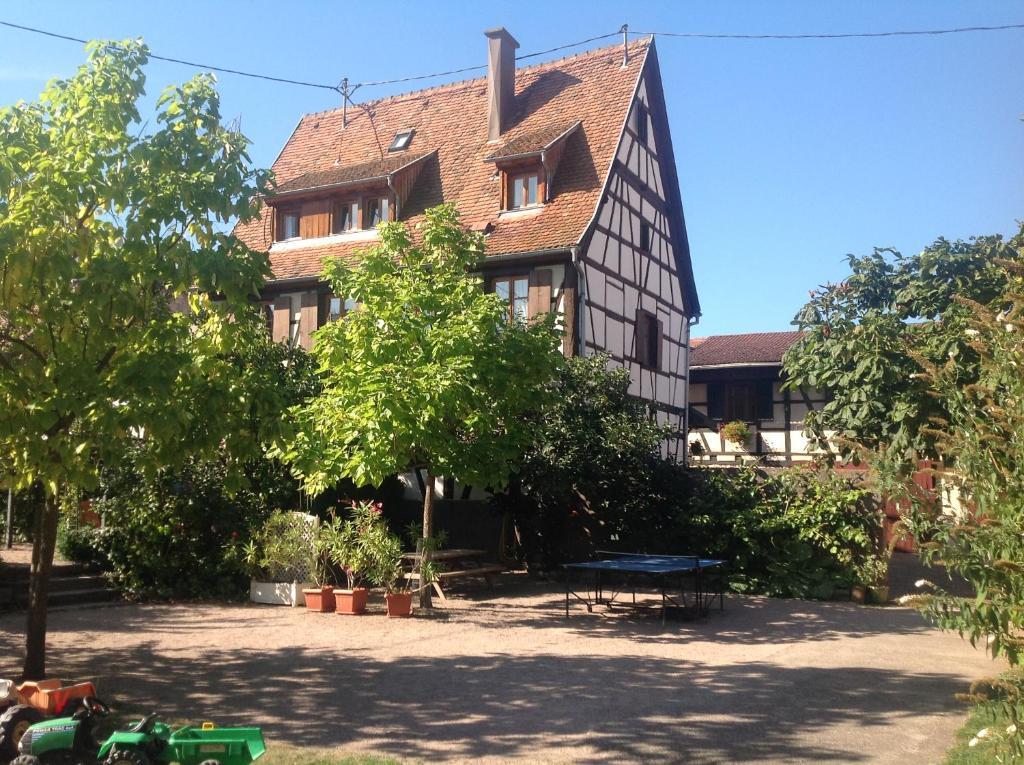 Gites De France A Dambach La Ville