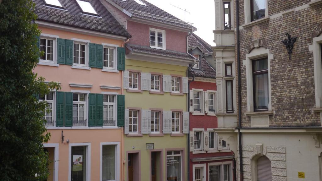 Alte Buchbinderei Appartements (Alemania Baden-Baden ...