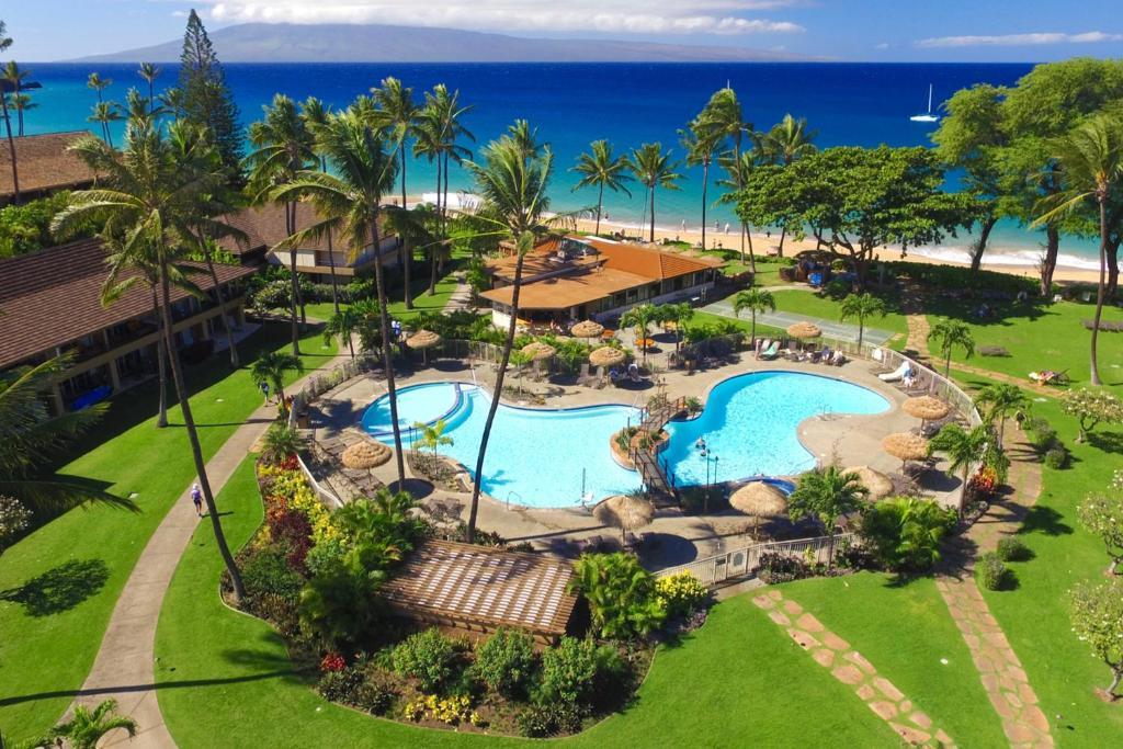 Ka Anapali Beach Hotel Lahaina Hi