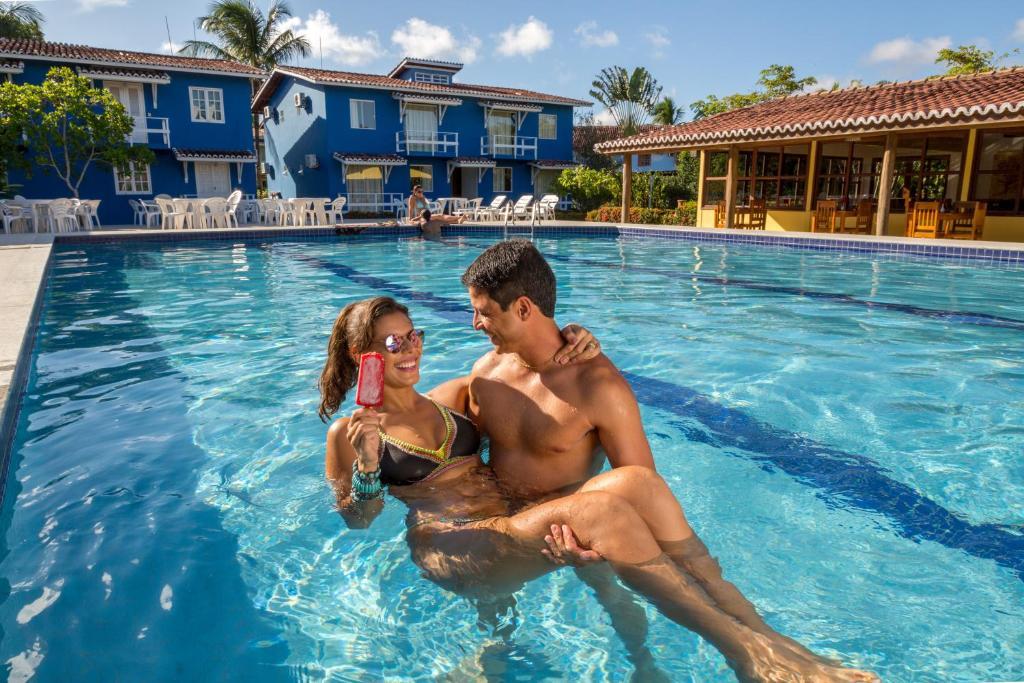 Atl 226 Ntida Park Hotel Brasil Porto Seguro Booking Com