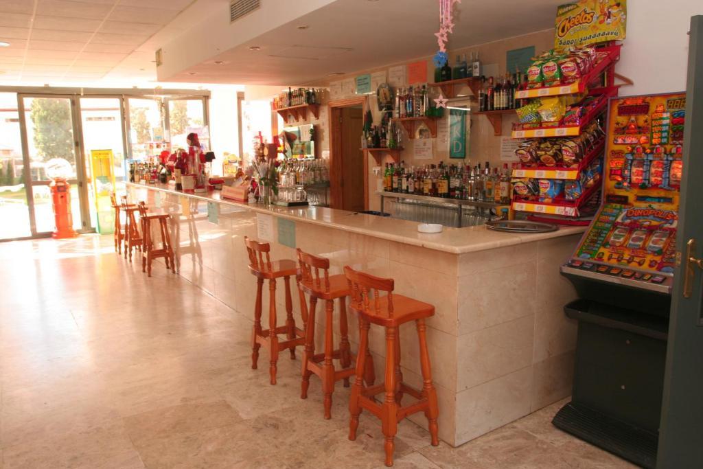 Отель испания коста бланка шопинг