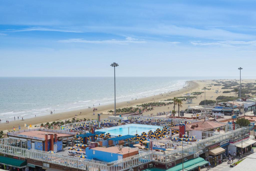 Apartamentos las arenas spanien playa del ingles - Apartamento las arenas playa del ingles ...