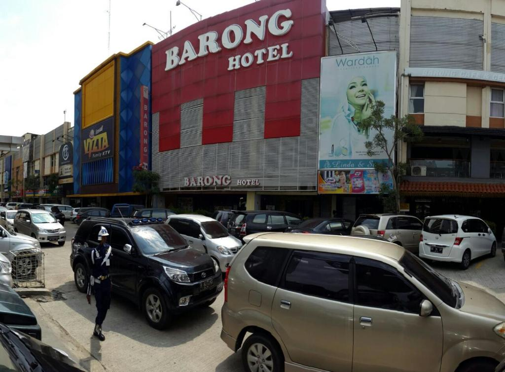 Barong Hotel Palembang