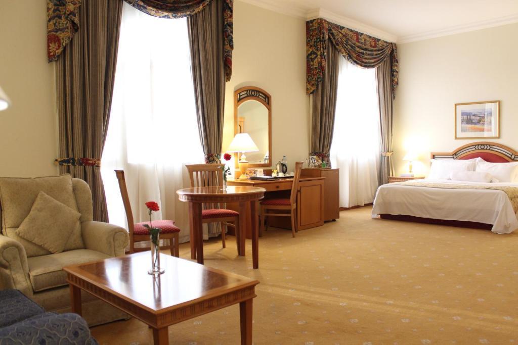 אזור ישיבה ב-Al Diar Siji Hotel