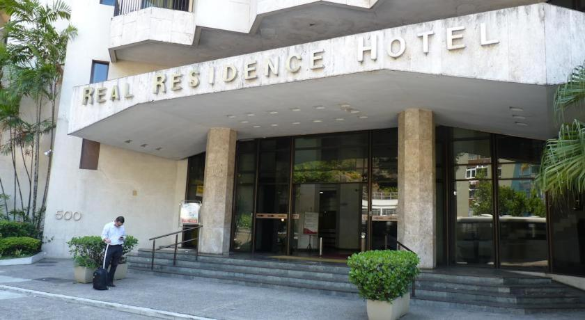 Real residence apart hotel 312 brasil r o de janeiro for Residences appart hotel