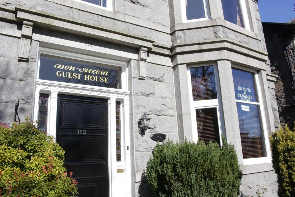 Bonaccord Guest House