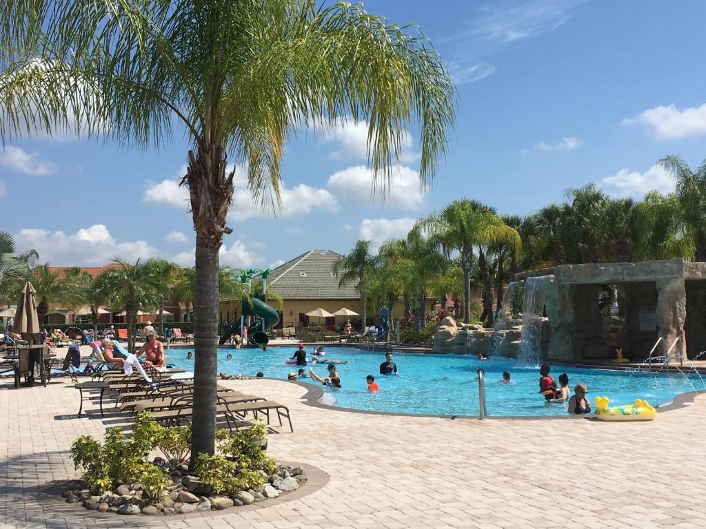 Paradise Palms Resort By Dws Kissimmee Fl Booking Com