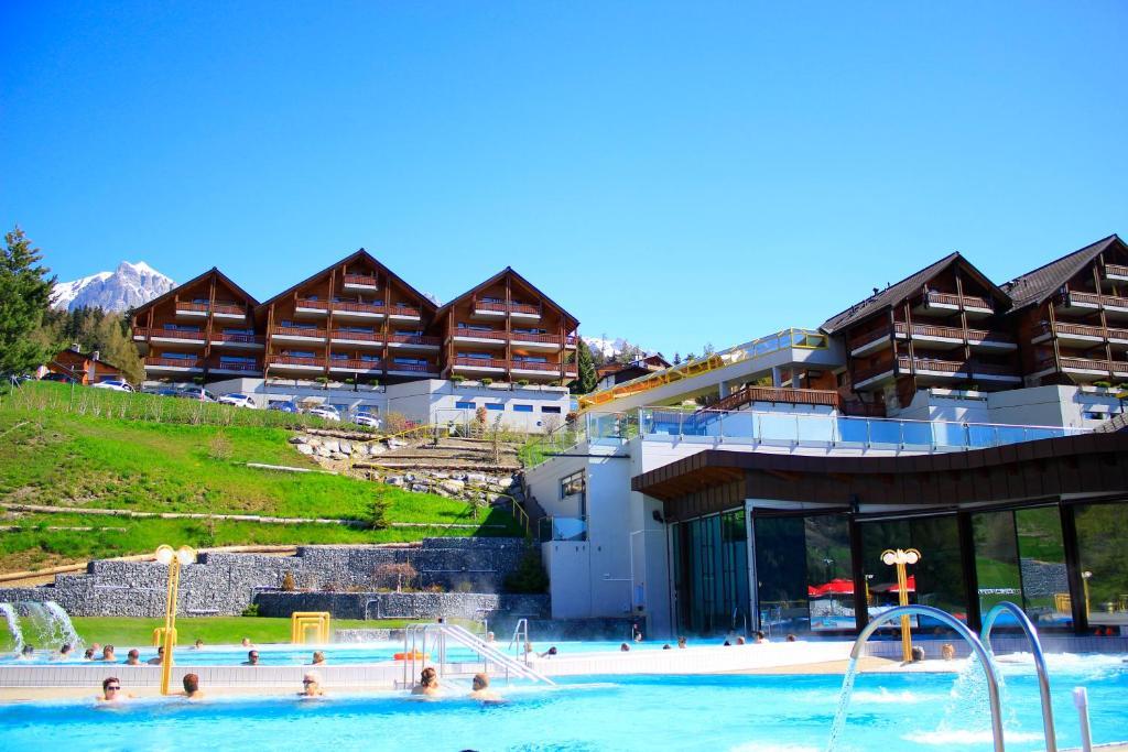 Top deals h tel bains dovronnaz switzerland for Best hotel offers