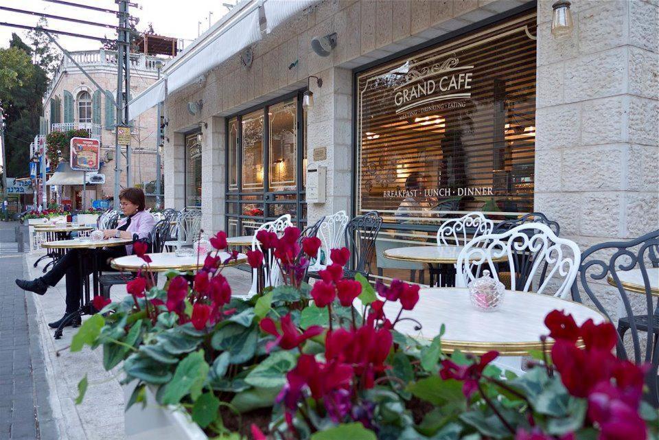מסעדה או מקום אחר לאכול בו ב-רפאל רזידנס בוטיק