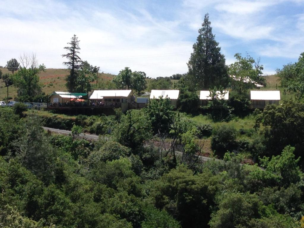 Priest Station Cafe & Cabins