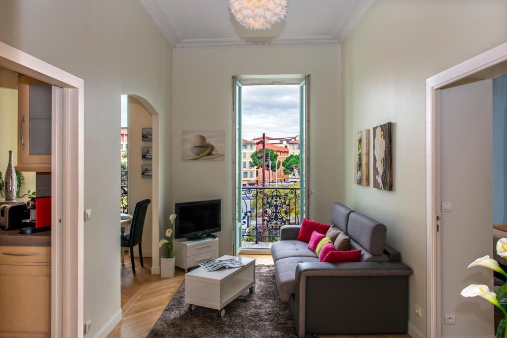 69241221 - Appartements Centre Ville Massena avec vue