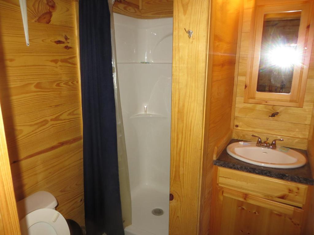 All tucked Inn Cabins