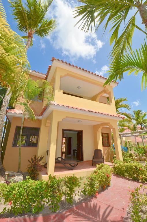 Villas palmeras rep dominicana punta cana for Villas en punta cana