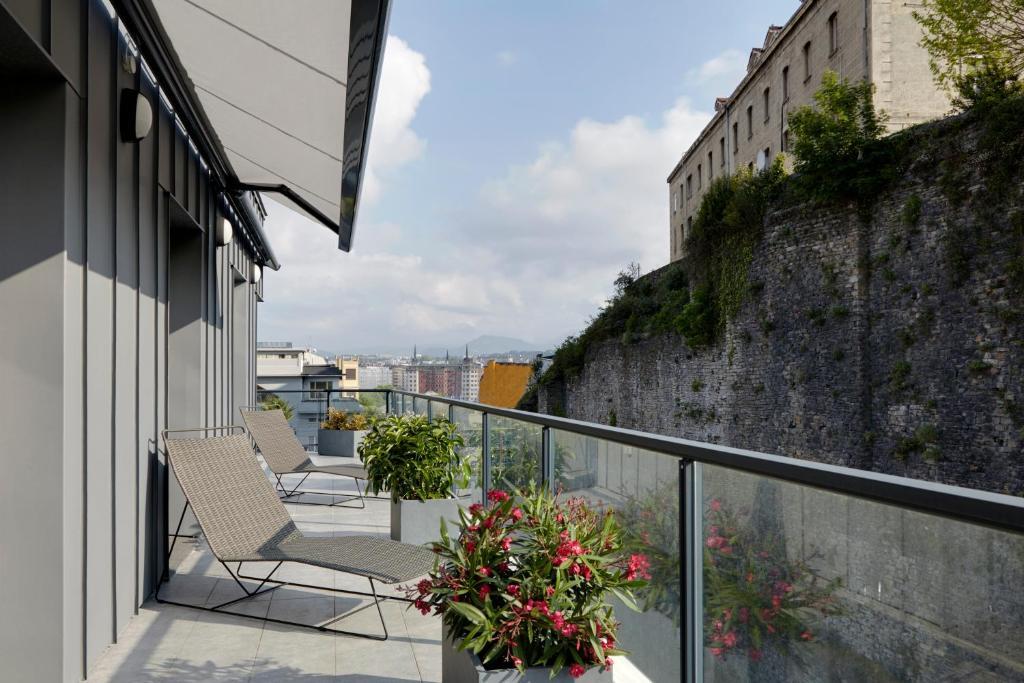 Departamento Amani Terrace (España San Sebastián) - Booking.com