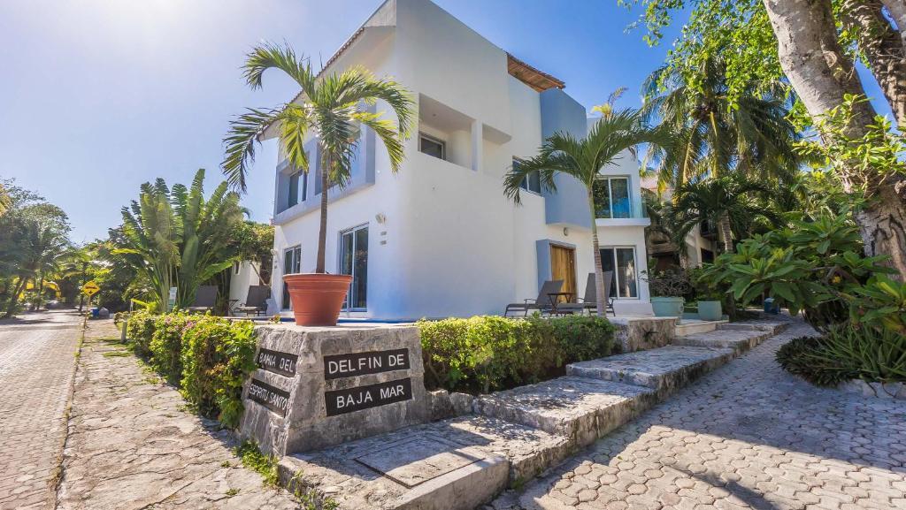 Casa de vacaciones Casa Pescada by Bric (México Playa del ...