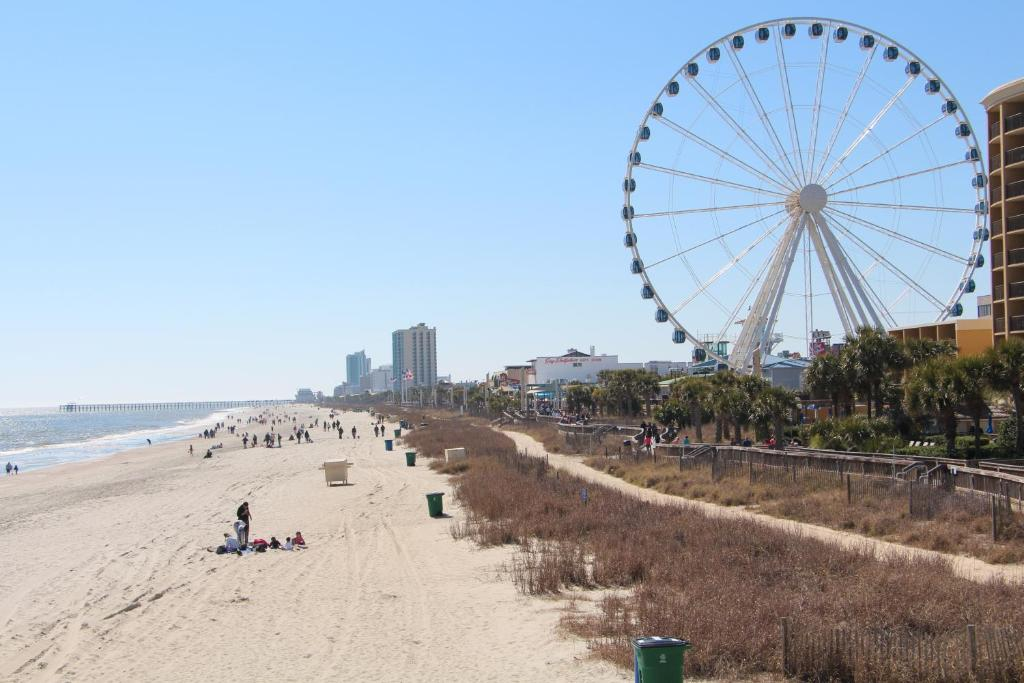 Beach Vacation Als