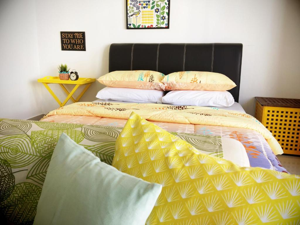 Booking.com: a5 studio apartment near ikea   kota damansara, maleisië