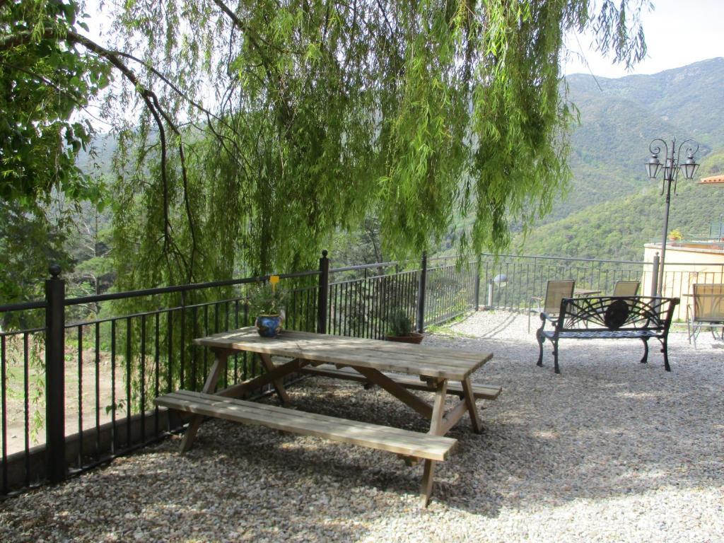 Departamento Turistics Cal Ferrer (España Montseny ...
