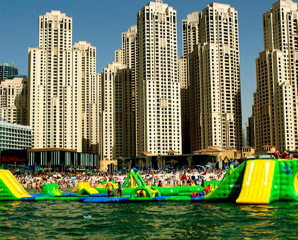 Dubai Marina Apartment, UAE - Booking.com