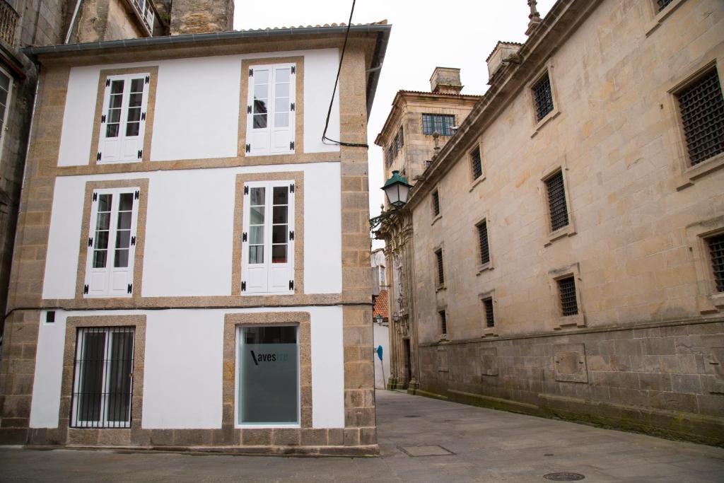 Xavestre apartamentos tur sticos espa a santiago de for Oficina de turismo santiago de compostela