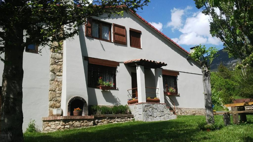 Casa de campo Cal Pastor (España Odèn) - Booking.com