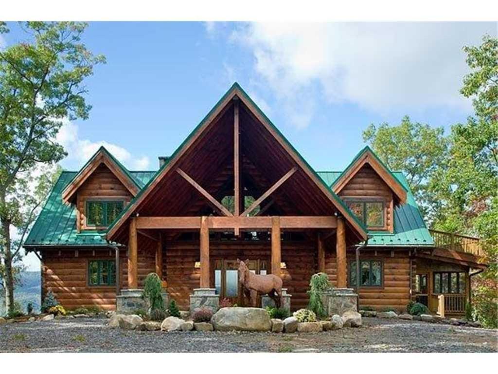 Bliss mountain lodge ferguson nc for Alpine lodge