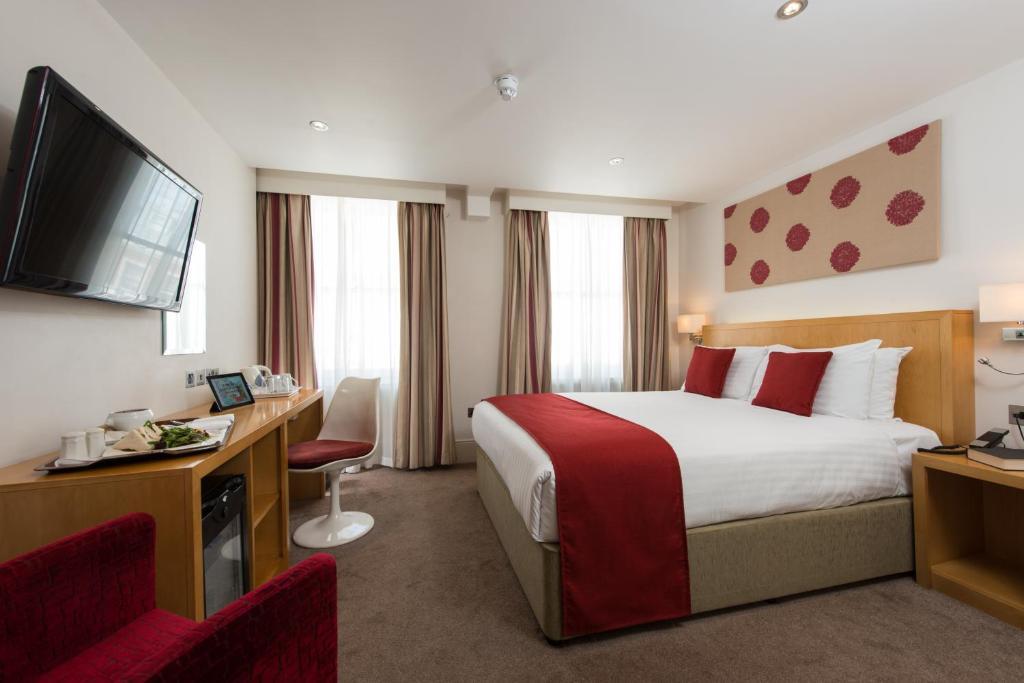 O Park International Hotel é uma boa opção de hospedagem em Kensington e Chelsea