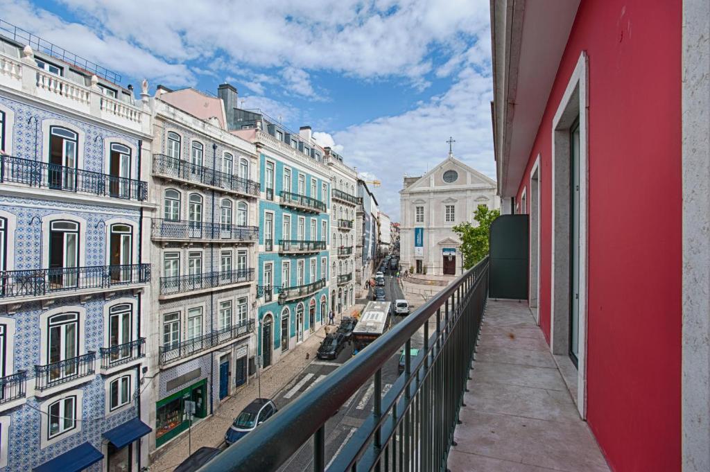71184956 - Chiado Mercy Apartments  Lisbon Best Apartments