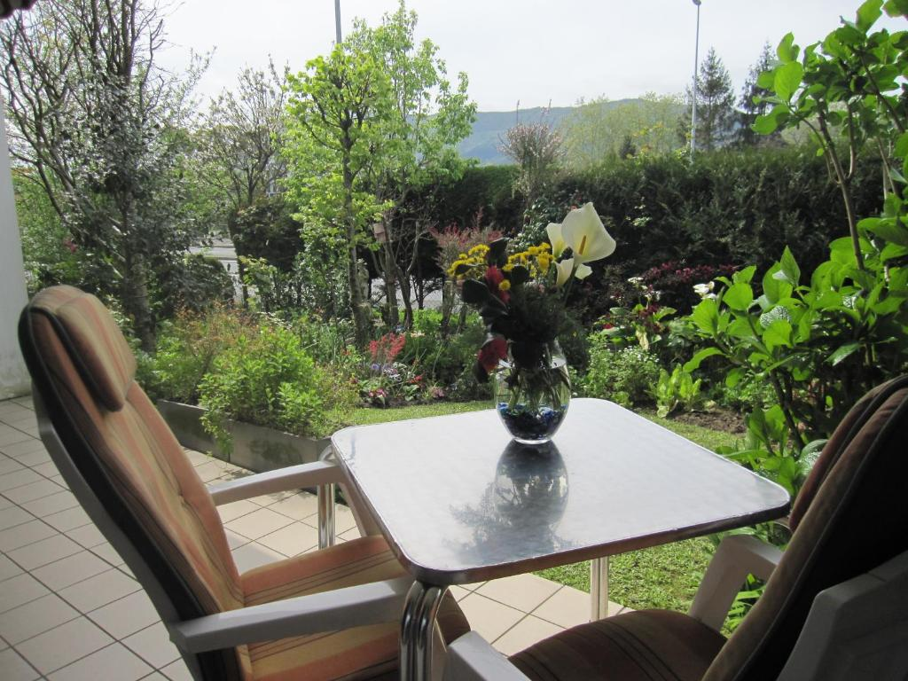 Apartamento con jard n hendaye - Jardin tecina booking ...